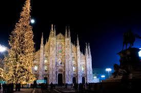 Il Natale degli Alberi a Milano
