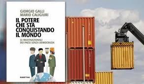 Il nuovo libro di Giorgio Galli e Mario Caligiuri