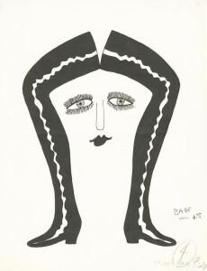 Brunetta Inviti Strani 1967