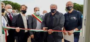 Inaugurazione nuovi laboratori Arpa Puglia Taranto