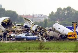Linate. Disastro aereo