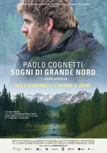 Paolo Cognetti Sogni di grande nord Poster
