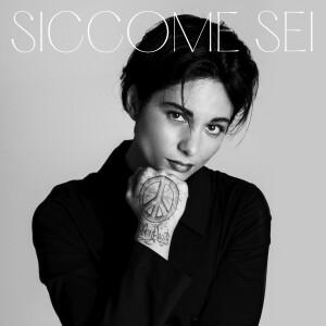Giordana Angi_cover singolo_SiccomeSei_m
