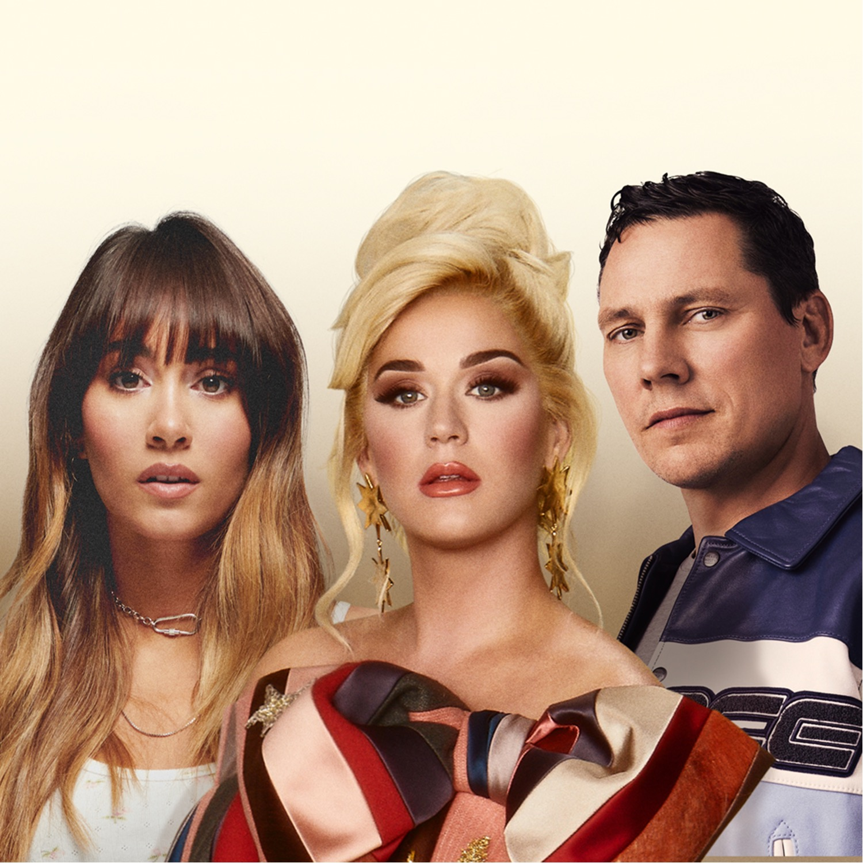 Katy Perry - 'Resilient' ft Aitina (Tiesto Remix)