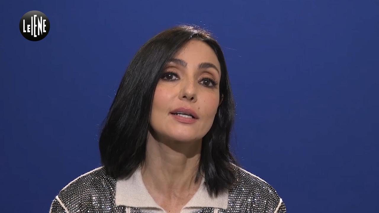 Le Iene_intervista Ambra Angiolini