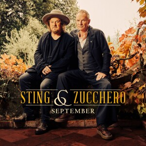 September_cover singolo_STING ZUCCHERO_credito di Daniele Barraco