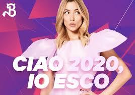 Ciao 2020 Io Esco