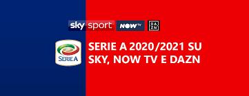 Serie A Tim 2020 2021