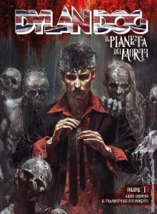 Dylan Dog il pianeta dei morti