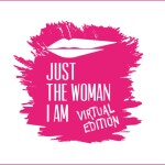 Logo Just The Woman I Am