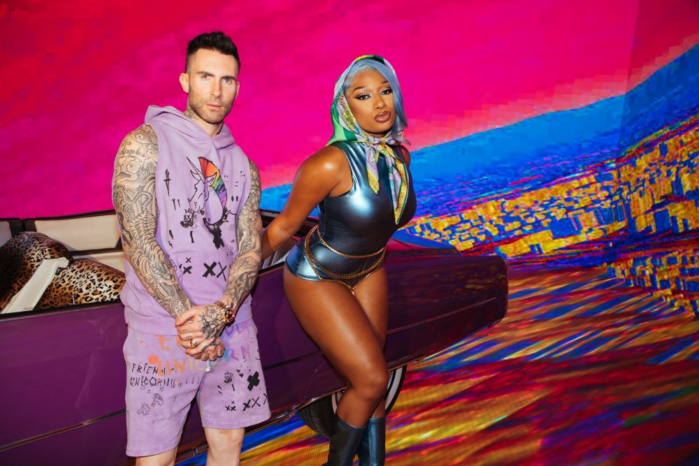 Maroon 5 Megan Thee Stallion